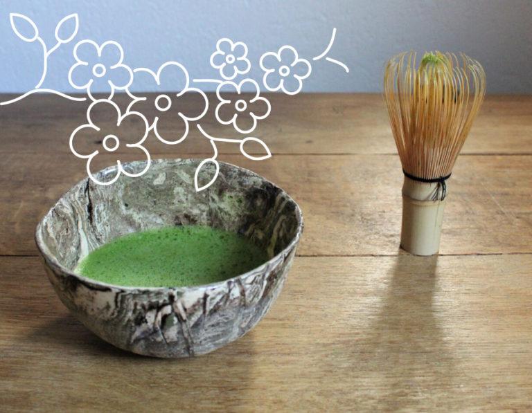 DiviniThé : un atelier de dégustation de thé pour explorer les thés d'un pays, par exemple le Japon